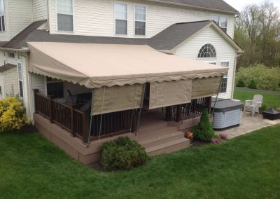 03 Residential Awnings After Curtains Down
