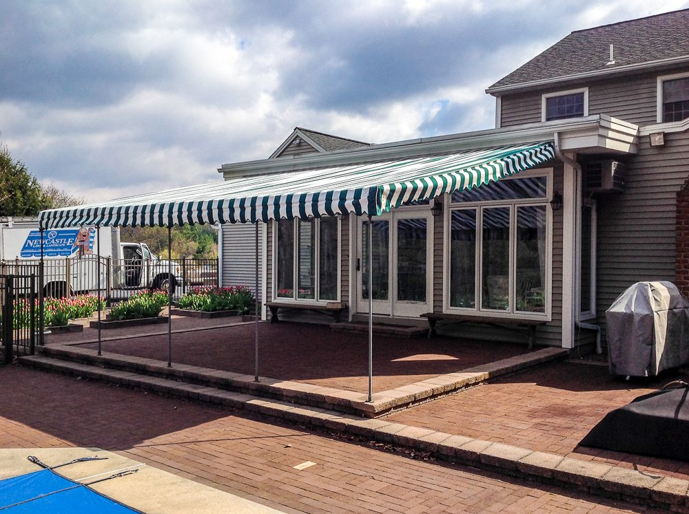 Residential Awnings Provides Shade Lowers Energy Bills Durability Convenience